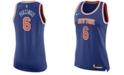 Nike Women's Kristaps Porzingis New York Knicks Swingman Jersey
