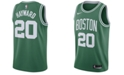Nike Men's Gordon Hayward Boston Celtics Icon Swingman Jersey