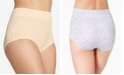 Warner's No Pinches No Problems Brief Underwear 5738