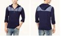 INC International Concepts INC Men's Quarter-Zip Hoodie, Created for Macy's