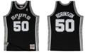 Mitchell & Ness Men's David Robinson San Antonio Spurs Hardwood Classic Swingman Jersey