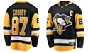 Fanatics Men's Sidney Crosby Pittsburgh Penguins Breakaway Player Jersey