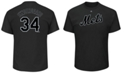 Majestic Men's Noah Syndergaard New York Mets Pitch Black Player T-Shirt