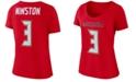 Nike Women's Jameis Winston Tampa Bay Buccaneers Player Pride 3.0 T-Shirt
