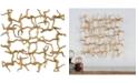 Uttermost Golden Gymnasts Wall Art