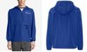 Champion Men's Packable Half-Zip Hooded Water-Resistant Jacket