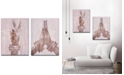 Ready2HangArt 'Peace and Namaste' Inspirational 2-Pc. Canvas Wall Decor Set