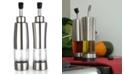 BergHoff Geminis Stainless Steel Oil & Vinegar Dispenser Set