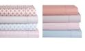 Cathay Home Inc.  Ellen Tracy Microfiber Solid and Print Sheet Set Collection