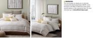 INK+IVY Lakeside 3-Pc. Full/Queen Comforter Mini Set