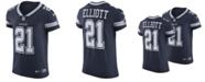 Nike Men's Ezekiel Elliott Dallas Cowboys Vapor Untouchable Elite Jersey