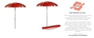 Picnic Time Oniva™ by Minnie Mouse - 5.5-ft Portable Beach Umbrella