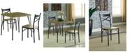 Furniture of America Kelle 3-Piece Table Set