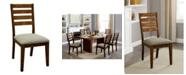 Furniture of America Ellis Side Chair (Set Of 2)