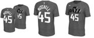 Nike Men's Donovan Mitchell Utah Jazz Marled Player T-Shirt
