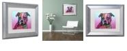 """Trademark Global Dean Russo 'Melt My Heart' Matted Framed Art, 11"""" x 14"""""""