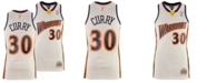 Mitchell & Ness Men's Stephen Curry Golden State Warriors Hardwood Classic Swingman Jersey