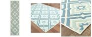 """Oriental Weavers Barbados 1801 1'10"""" x 7'6"""" Indoor/Outdoor Runner Area Rug"""
