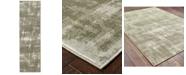 "Oriental Weavers Rowan 565H Gray/Ivory 2'3"" x 7'6"" Runner Area Rug"