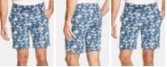 Weatherproof Vintage Weatherproof Men's Drawstring Printed Shorts