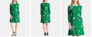Lauren Ralph Lauren Floral-Print Dress, Created for Macy's