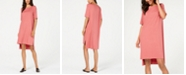 367af23461d Eileen Fisher Tencel reg  High-Low T-Shirt Dress