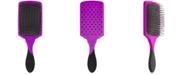 Wet Brush Pro Paddle Detangler - Purple