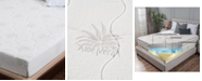 "Om Aloe 8"" Medium Firm Mattress - Full, Mattress in a Box"