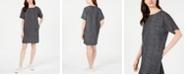 Eileen Fisher Organic Linen Tunic Dress, Regular & Petite