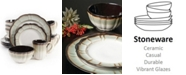 Mableton 16 Piece Dinnerware Set