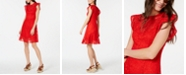 Michael Kors Crocheted Dress, Regular & Petite