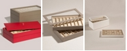 WOLF VAULT Stackable Jewelry Box Collection