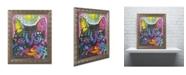 "Trademark Global Dean Russo '12' Ornate Framed Art - 20"" x 16"" x 0.5"""