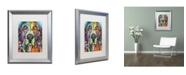 """Trademark Global Dean Russo '31' Matted Framed Art - 20"""" x 16"""" x 0.5"""""""