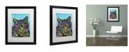 "Trademark Global Dean Russo 'Kismet' Matted Framed Art - 16"" x 20"" x 0.5"""