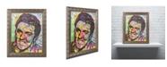 "Trademark Global Dean Russo 'Elvis' Ornate Framed Art - 20"" x 16"" x 0.5"""