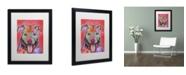 """Trademark Global Dean Russo 'Knipp' Matted Framed Art - 16"""" x 20"""" x 0.5"""""""