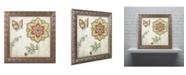 "Trademark Global Color Bakery 'Sasha I' Ornate Framed Art - 11"" x 0.5"" x 11"""