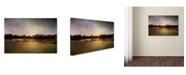 "Trademark Global Jai Johnson 'A Place To Warm The Soul' Canvas Art - 47"" x 30"" x 2"""