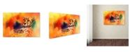 "Trademark Global Jai Johnson 'Colorful Expressions Cheetah' Canvas Art - 47"" x 30"" x 2"""