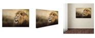 "Trademark Global Jai Johnson 'Snarling' Canvas Art - 19"" x 12"" x 2"""