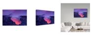 "Trademark Global Denis Budkov 'Gate To Hell' Canvas Art - 19"" x 2"" x 12"""