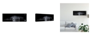 "Trademark Global Jackson Carvalho 'Gotham Cityscape' Canvas Art - 24"" x 2"" x 8"""