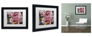 "Trademark Global Dan Monteavaro 'If You Can' Matted Framed Art - 11"" x 14"" x 0.5"""