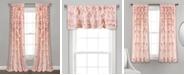 Lush Decor Riley Curtain Collection