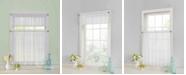 "Curtain Fresh Curtainfresh 56"" x 36"" Tier and Valance Set"