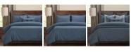 PoloGear Camelhair Stonewash 6 Piece Queen Luxury Duvet Set