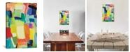 "iCanvas ""Urban Essay Xv"" By Kim Parker Gallery-Wrapped Canvas Print - 40"" x 26"" x 0.75"""