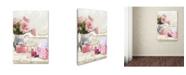 "Trademark Global The Macneil Studio 'Close Up Dress Table' Canvas Art - 32"" x 22"" x 2"""