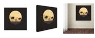 "Trademark Global Tammy Kushnir 'The Runaway' Canvas Art - 35"" x 35"" x 2"""